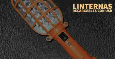Linternas Led Potentes Recargables